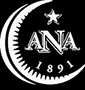 ANA MEMBER American Numismatic Association
