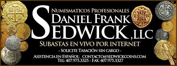 Daniel Frank Sedwick Subastas Numismaticas - Moneda Colonial eh Hipanoamericana - Macuquinas - Antiguedades