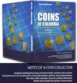 THE COB COINAGE OF COLOMBIA, by Joseph R. Lasser and Jorge Emilio Restrepo (2000).