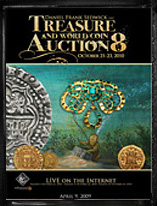 Treasure and World Coin #8