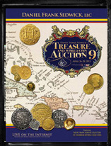 Treasure and World Coin Auction #9