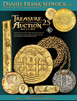 Treasure Auction #25 May 2-3, 2019