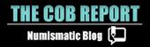 The Cob Report: Numismatic Blog