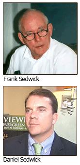 Frank and Daniel Sedwick
