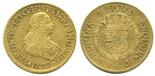 Popayan, Colombia, bust 8 escudos, Ferdinand VI, 1759J.