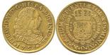 Lima, Peru, bust 8 escudos, Ferdinand VI, 1751J.