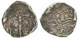 Potosi, Bolivia, cob 2 reales, 1653E.