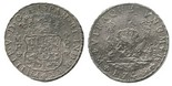 Mexico, pillar 8 reales, Philip V, 1740MF.