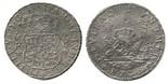 Mexico, pillar 8 reales, Philip V, 1740MF.