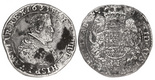 Brabant, Spanish Netherlands (Antwerp mint), portrait ducatoon, Philip IV, 1638.