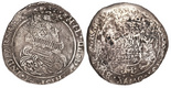 Brabant, Spanish Netherlands (Antwerp mint), portrait half ducatoon, Philip IV (young bust), 1636.