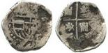 Potosi, Bolivia, cob 1 real, (1649)O.