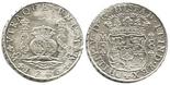 Mexico, pillar 8 reales, Philip V, 1743MF.
