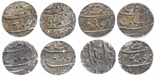 Surat, India (Mughal Empire), rupee, Aurangzeb (1658-1707), AH1113 (1702), encapsulated ICG VF20.