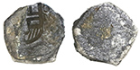 Spanish or Spanish colonial cob 4 reales, assayer not visible.