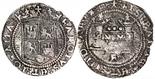 Mexico, 3 reales, Charles-Joanna,