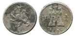 Lima, Peru, 1/4 real, 1818.