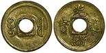 USA (San Francisco mint), $1 Morgan, 1881-S, encapsulated NGC MS 65.