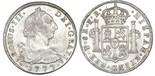 Potosi, Bolivia, bust 8 reales, Charles III, 1777PR, NGC AU 58.