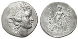 Islands off Thrace, Thasos, AR tetradrachm, ca. 140-110 BC.