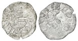 "Wallachia (Romania), silver ducat, Mircea the Old (1386-1418), ""Dracula coin,"" shield type. j031918181003"