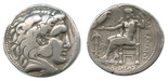Kingdom of Macedon, AR tetradrachm, Alexander III (the Great), ca. 336-323 BC,