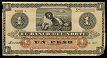 Guatemala, Banco de Occidente, 5 pesos, 2 June 1919, serial 3117752, P-S176b.